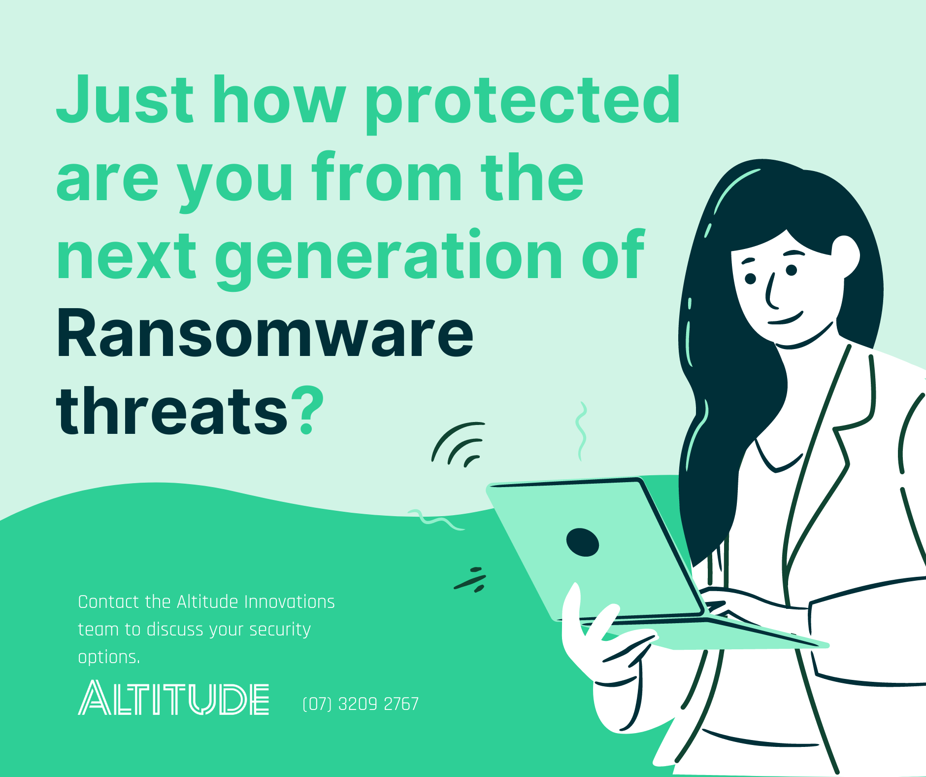 Just how protected are you from the next generation of Ransomware threats?