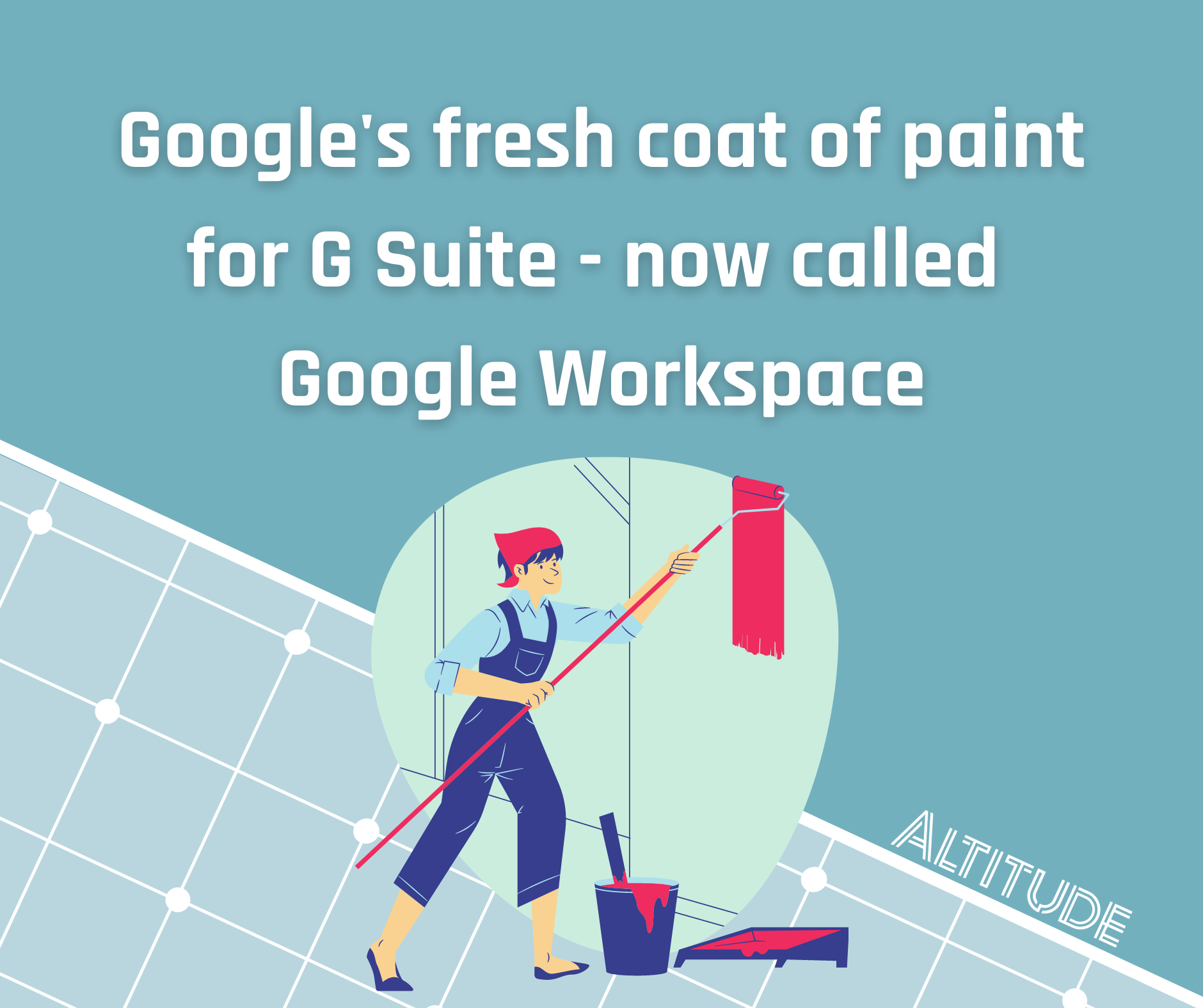 Google's fresh coat of paint for G-Suite now called Google Workspace