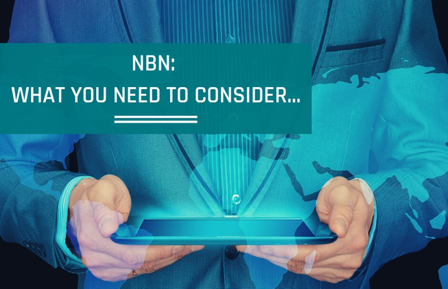 Should I get my business online with the NBN? What you need to consider