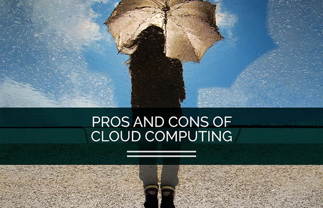 Blue skies or rain: Is cloud computing really the better option?